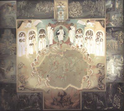 icoana diaconesti -  icoana sfintilor din inchisori
