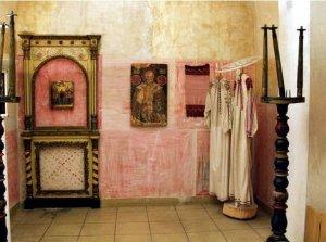Muzeul Taranului Roman - Icoane