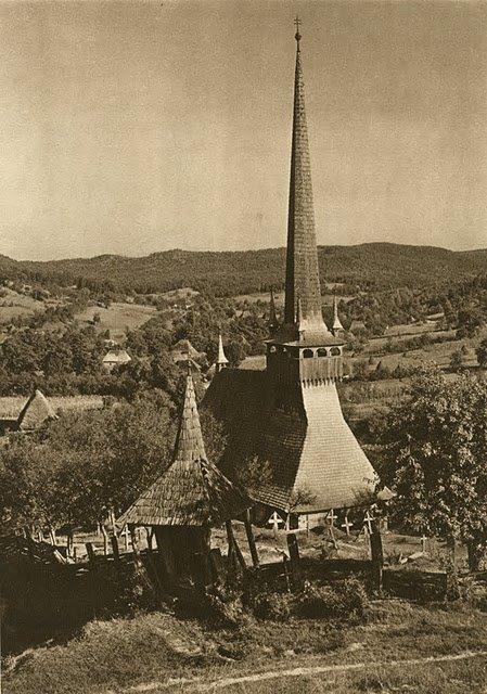 Fildul de Sus - Biserica de lemn
