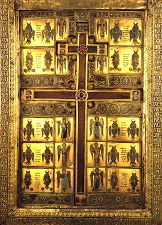Cruce de la manastirea vatoped din athos TrueCross1