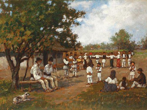 pictura ludovic-bassarab-zi-de-sarbatoare