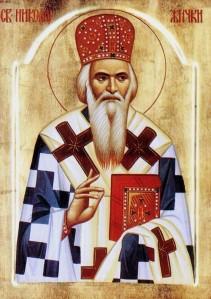 Sfântul Nicolae Velimirovici, episcop de Ohrida şi Jicea, Serbia (5 martie)