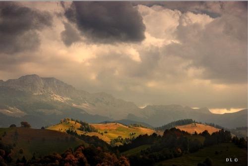 lazar dinu munti nori toamna