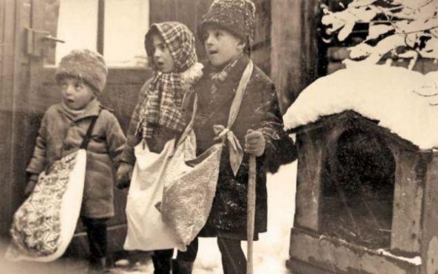 colindatori Obiceiuri de Crăciun din 1939 povestite în extemporalul unui elev din Cugir
