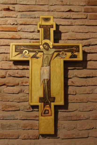 Hristos pe Cruce - Ioan si Camelia Popa