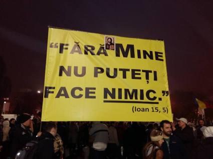 Nicolae Calota - Am avut onoarea sa tin si eu in maini Cuvantul lui Dumnezeu intr-o mare de ura si de rautate