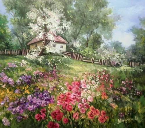 primavara zi-de-primavara de Anca Bulgaru