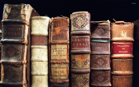 carti Old books wallpaper - Photography wallpapers - 9236