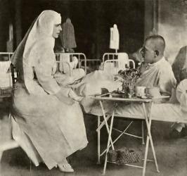 Regina Maria Marie - Mil Hosp 1917_